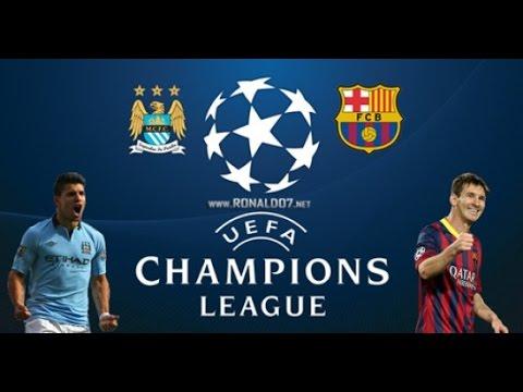 Barcelona vs Manchester City Live Stream 10/19/2016