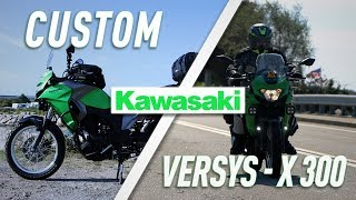 10. Outfitting the 2017 Kawasaki Versys-X 300   TwistedThrottle.com