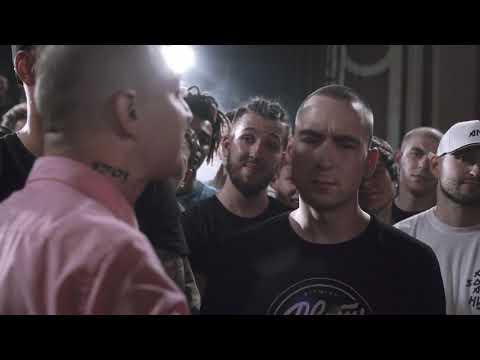VERSUS X #SLOVOSPB: Oxxxymiron x Слава КПСС (teaser)