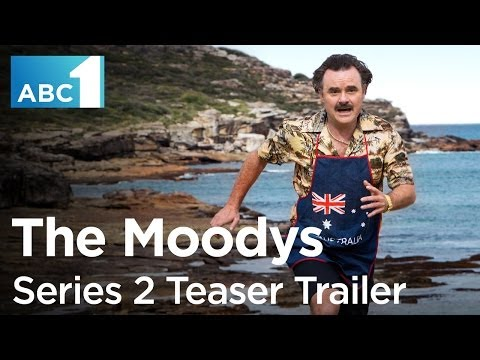 The Moodys: New Series Teaser Trailer (ABC1)