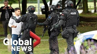 Video New Zealand shooting: At least 40 people killed, New Zealand PM says MP3, 3GP, MP4, WEBM, AVI, FLV April 2019
