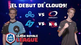 ¡CRL Norteamérica: Cloud9 vs. Complexity | Counter Logic Gaming vs. NRG!