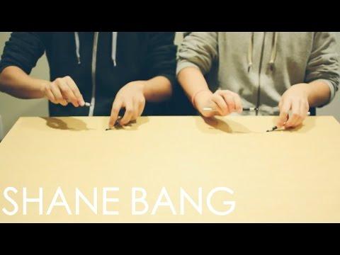 4隻筆,1把尺能做什麼?這兩個人玩筆玩到這樣的境界,讓人聽了都想熱舞!
