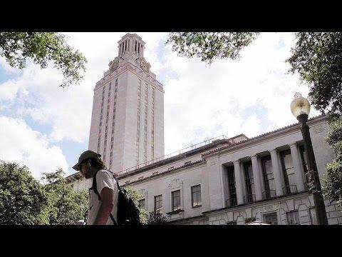 ΗΠΑ: Νόμιμη η οπλοφορία εντός των πανεπιστημίων στο Τέξας