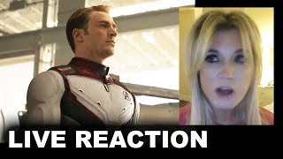 Avengers Endgame Trailer 2 REACTION