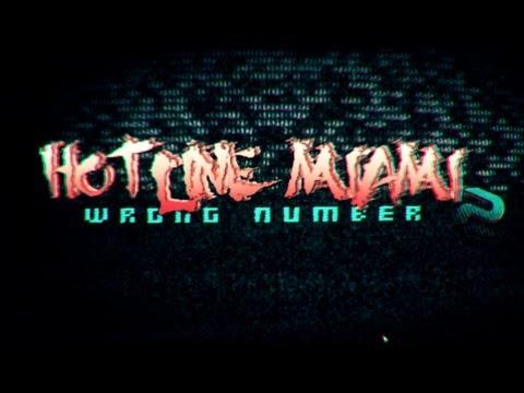 Hotline Miami 2: Wrong Number - Teaser Trailer