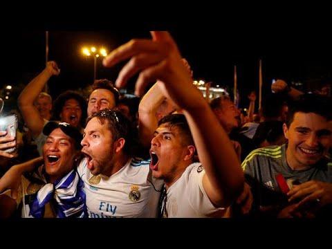 Madrid: Die lange Nacht nach dem Sieg im Champions- ...