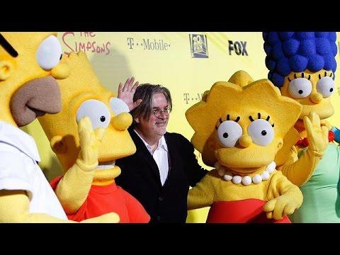 Οι Simpsons είχαν προβλέψει την άνοδο του Τραμπ στην εξουσία πριν από… 16 χρόνια!