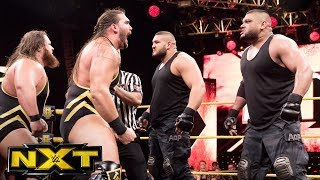 Nonton NXT Tag Team Champions The Authors of Pain vs. Heavy Machinery: WWE NXT, July 12, 2017 Film Subtitle Indonesia Streaming Movie Download