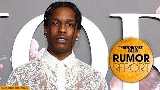 Video A$AP Rocky Denies Fan a Kiss on the Cheek MP3, 3GP, MP4, WEBM, AVI, FLV Januari 2019