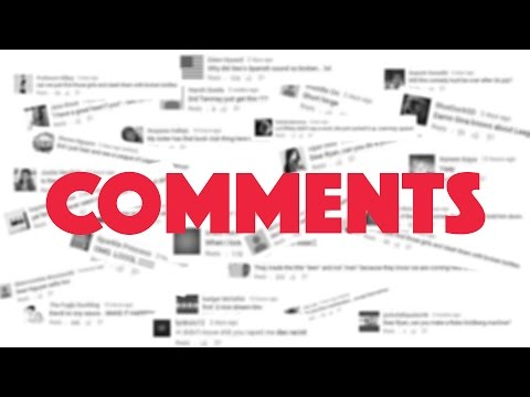 Comments Comeback | Comedy Hunt