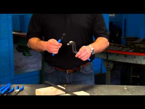 Channellock Tongue and Groove Pliers Video