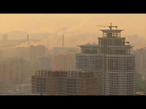 Strom aus Kohle: Nordkorea hat die schmutzigste Luft der Welt