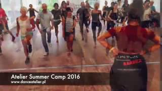Atelier Summer Camp i Master Mambo Bootcamp 2106