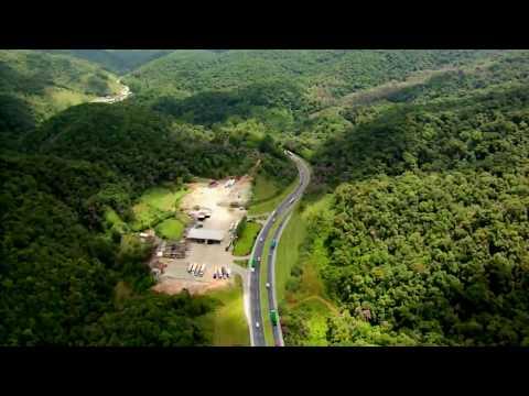 Duplicação Serra do Cafezal - Projeto Completo - Rodovia Regis Bittencourt - BR 116