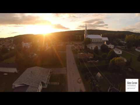 Saint-Donat Drone Video