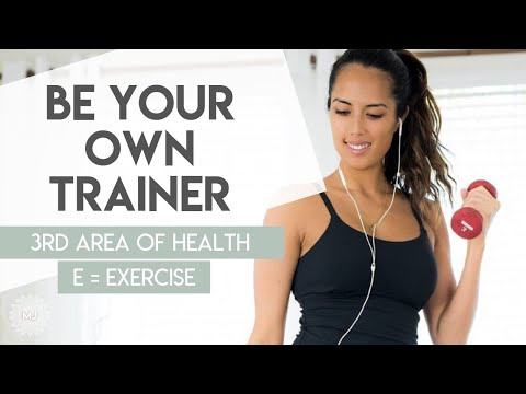 Be Your Own Personal Fitness Trainer (5 Areas of Health Series)