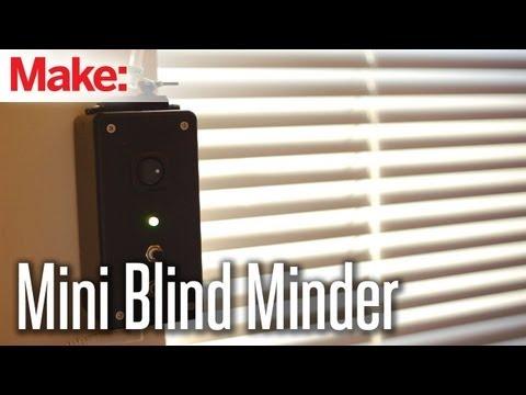Mini Blind Minder video