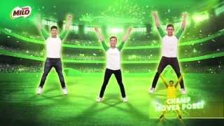 Download Lagu MILO | Champ Moves | Nestle PH Mp3