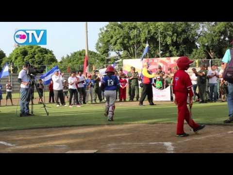"MDAA realiza campeonato de beisbol infantil ""Comandante Hugo Chávez"""