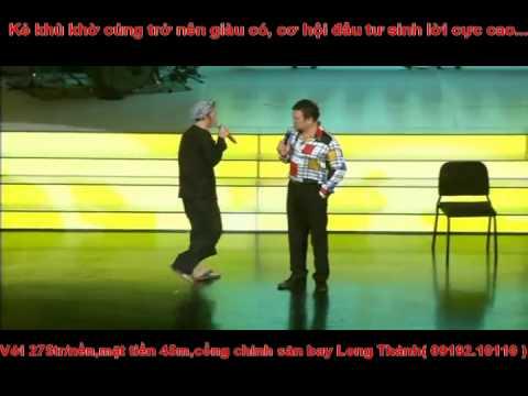 Hài Hoài linh new 2012 - cười đau bụng