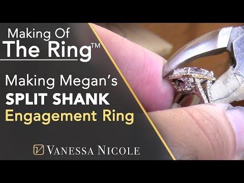 Extraordinary Anniversary Rings | Megan & Karl | Vanessa Nicole Jewels