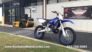 8. 2020 Yamaha YZ250X