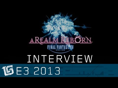final fantasy - An interview with Matt Hilton, Senior Online Community Manager for Square Enix talking about Final Fantasy XIV: A Realm Reborn More E3 Coverage: http://www.y...