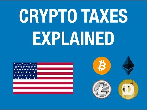 Crypto Taxes EXPLAINED! Bitcoin/Altcoins, Like-Kind Exchanges, Examples! (U.S. Specific Dec. 2017)