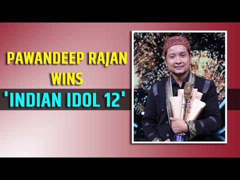 Utttarakhand singing sensation Pawandeep Rajan wins Indian Idol 12