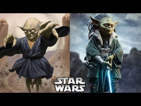 Everything We Know About Yoda39s Species - Star Wars Canon and Legends