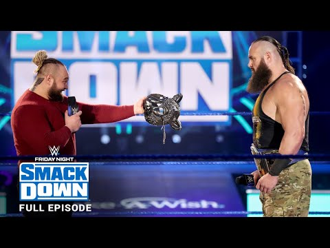WWE SmackDown Full Episode, 08 May 2020