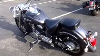 6. 2009 Yamaha V Star 1100 Cruiser Motorcycle (610) 446-2002 | Crossroad Powersports