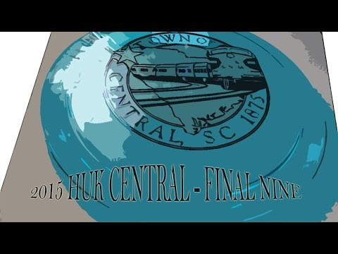2015 DISC GOLF Huk Central Final 9 Josh Childs Johansen Dollar Ramsey