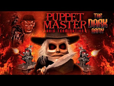 Puppet Master Axis Termination - Official Trailer - FULL MOVIE FREE On TubiTV