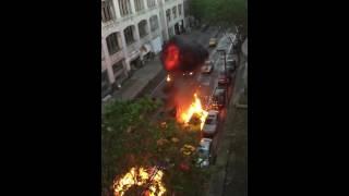 Nonton Fast   Furious 8 Filming Car Crash Scene Film Subtitle Indonesia Streaming Movie Download