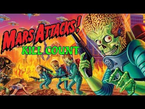 Mars Attacks! (1996) Kill Count