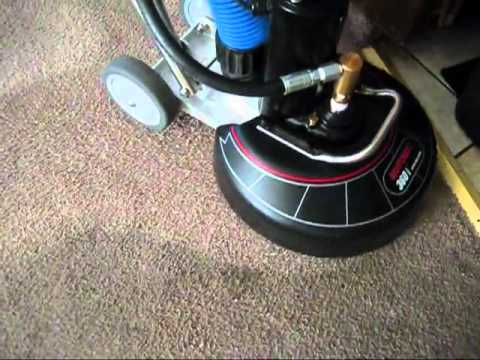 Another Satisfied Carpet Cleaner using the Rotovac 360i
