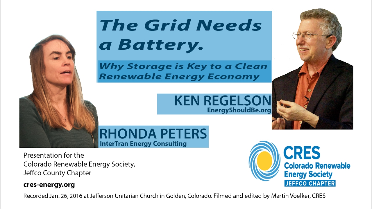 Why Storage is Key for a Renewable Energy Future