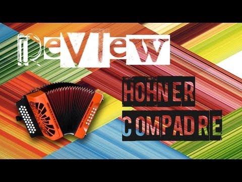 Review Hohner Compadre. Probando Hohner Compadre. Tono de Sol.