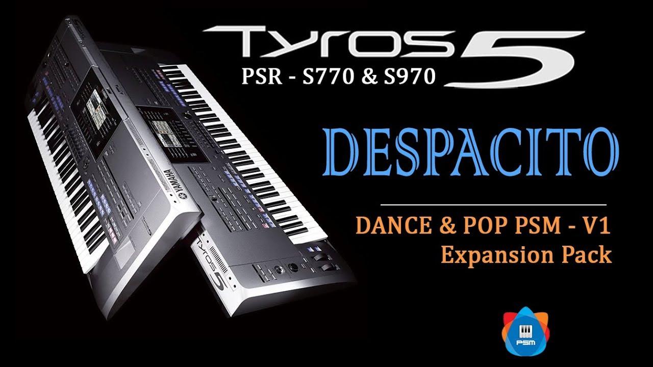 Tyros 4 Styles Free