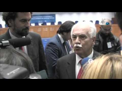[MIT Tv] - Verdict de l'affaire Dogu Perinçek à la CEDH le 15 oct.2015