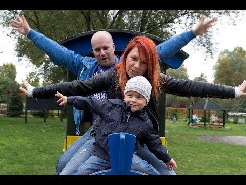 Agnieszka, Baretek i Denis - teledysk rodzinny