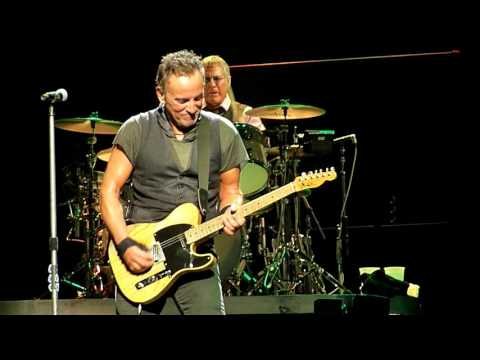 Candys Room - Bruce Springsteen - Oakland - 13th March 2016