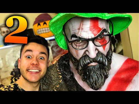 GOD OF WAR con TheGrefg #2
