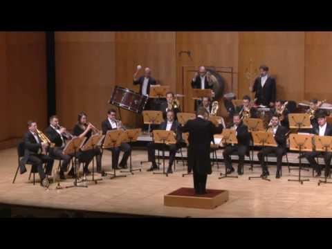 Brass Philharmonic Conducted by Erden Bilgen-Turkish March W.A. Mozart Arr. Erden Bilgen