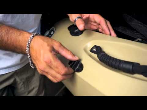 How to Install a Yak Gear Kayak Anchor Trolley