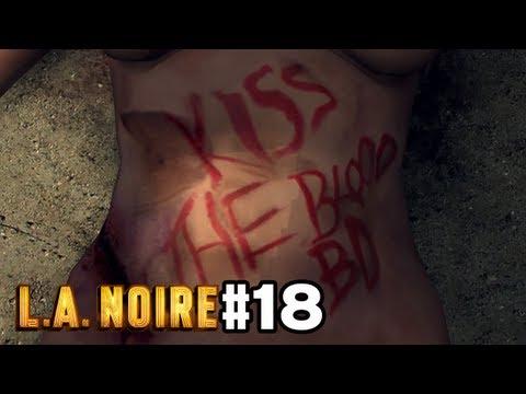 Game Night – Bloody Naked Woman!
