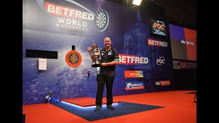 """Simon Whitlock on opening World Matchplay win: """"I actually think I'm better than ever now"""""""