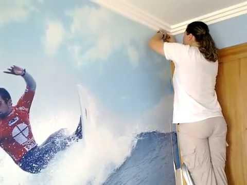 Imagens de papel de parede - Papel de parede - Mural de Surf